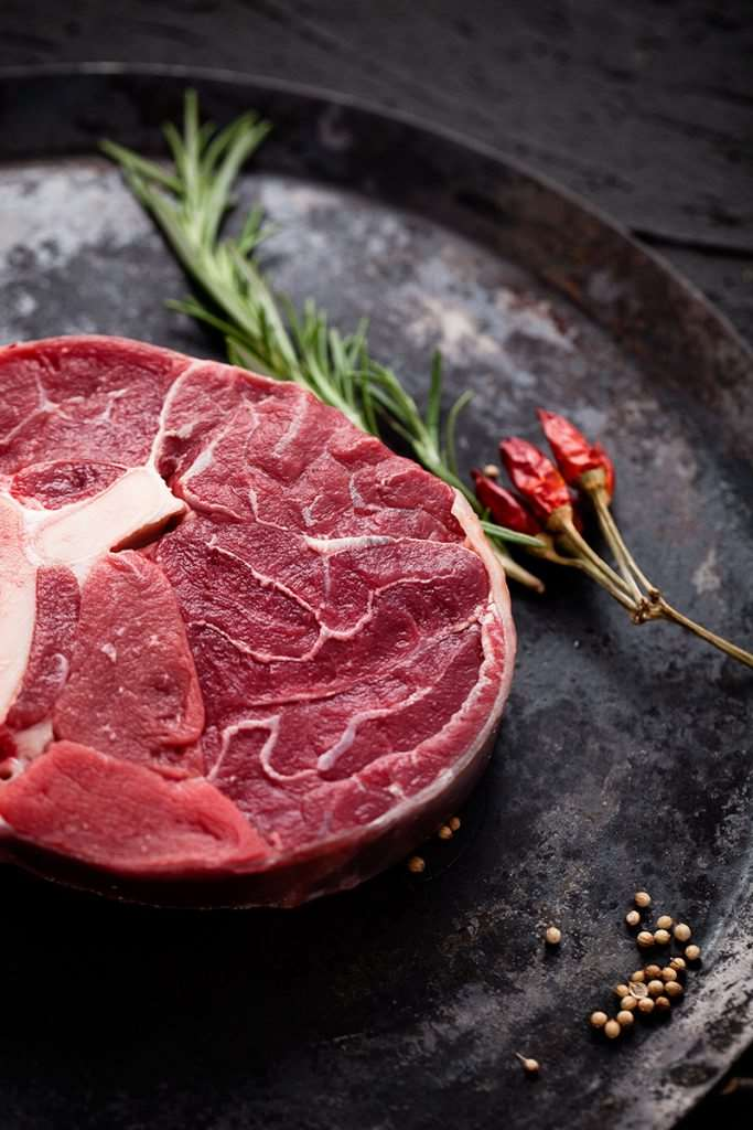 ελληνικό βουβαλίσιο κρέας Μπόρας