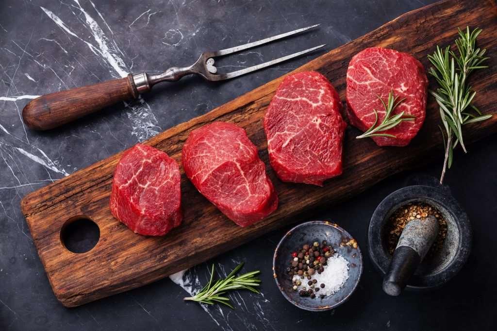 Βουβαλίσιο κρέας Μπόρας