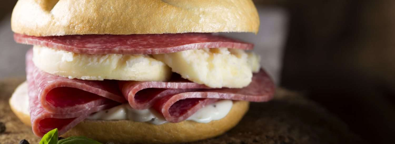 sandwitch salami