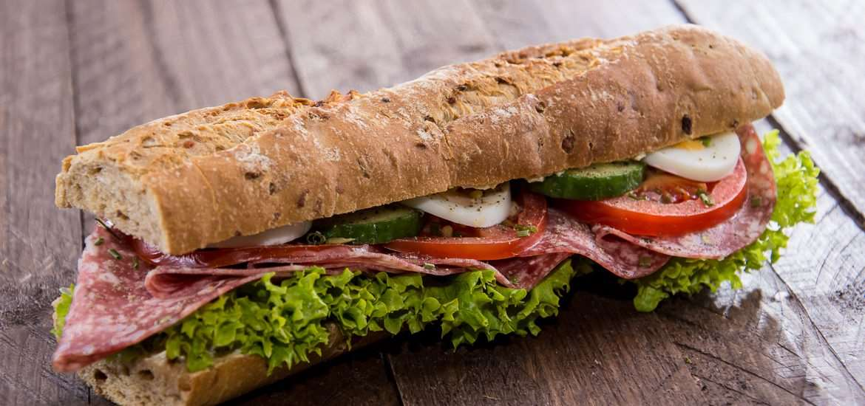 sandwich salami 9