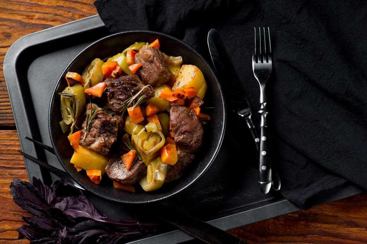 συνταγές με βουβάλι, βουβαλίσιο κρέας, βουβαλισιο κρεασ