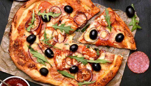 φτιάχνεις pizza? έχεις βουβάλι